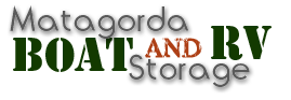 Matagorda Boat and RV Storage logo